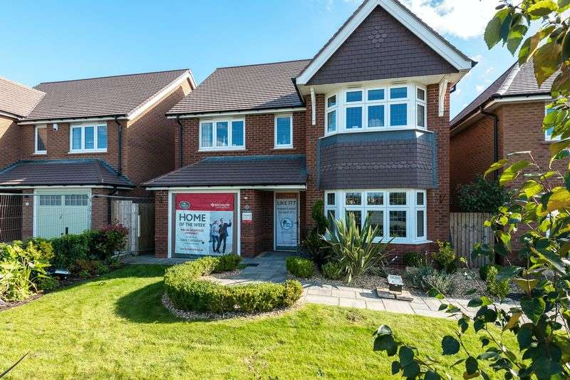 4 Bedrooms Detached House for sale in Old Pepper Lane, Standish