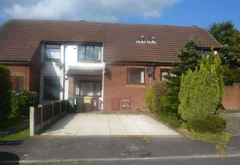 2 Bedrooms Mews House for sale in Redstock Close, Bolton
