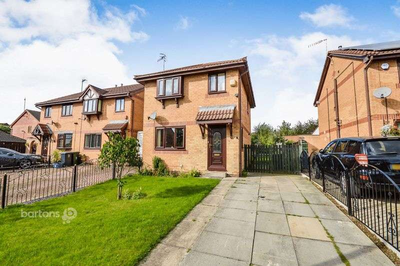 3 Bedrooms Detached House for sale in Clough Green, Rotherham