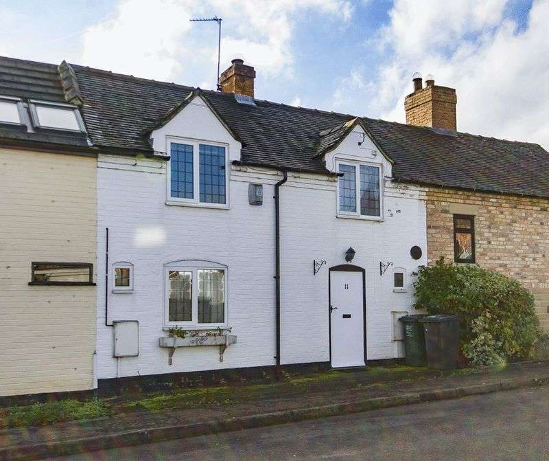 2 Bedrooms Terraced House for sale in CLARKES LANE, ASTON ON TRENT
