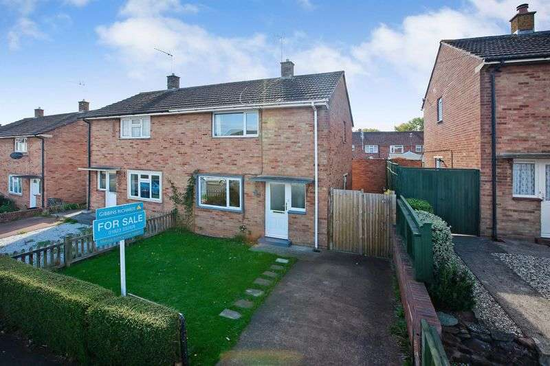 2 Bedrooms Semi Detached House for sale in EASTWICK ROAD