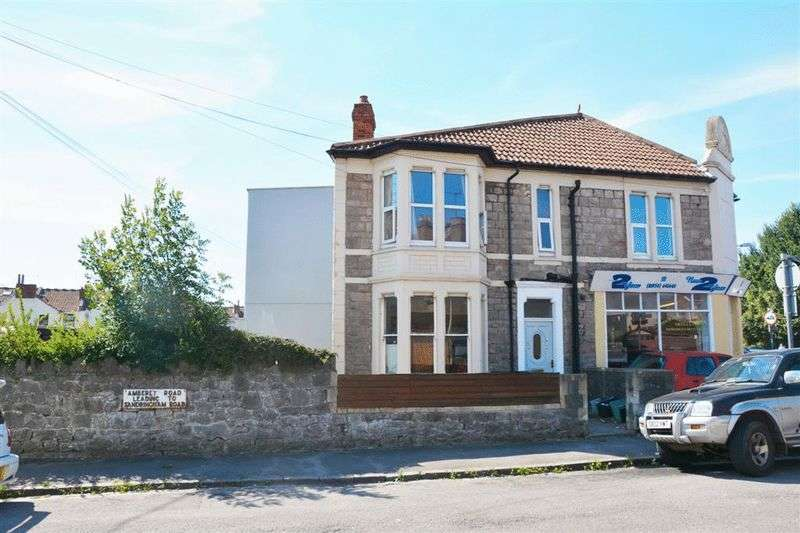 Property for sale in Bournville Road, Weston-Super-Mare