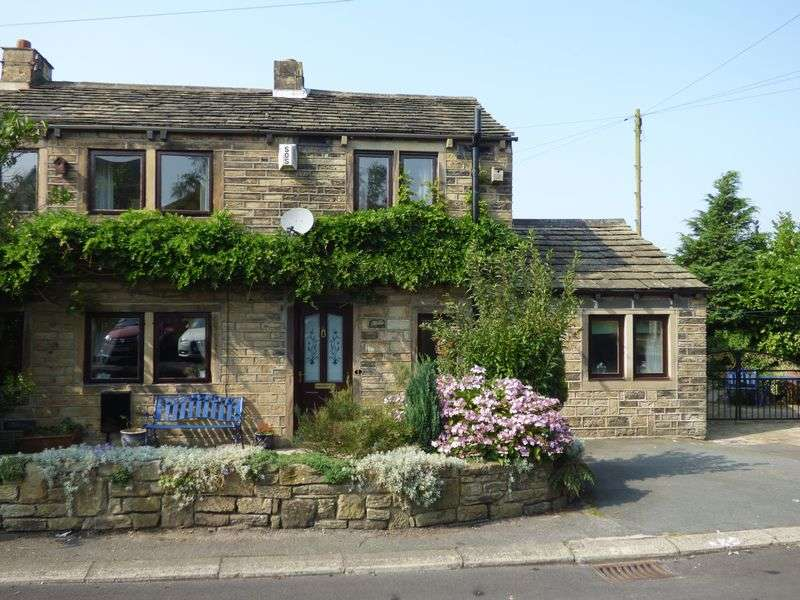 4 Bedrooms House for sale in Lydgate, Huddersfield