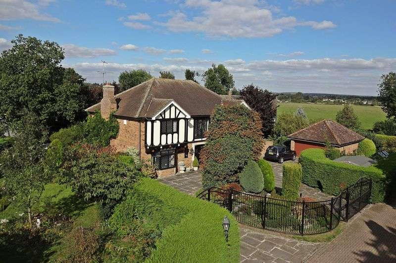 4 Bedrooms Detached House for sale in Tudor Lodge, Westoning