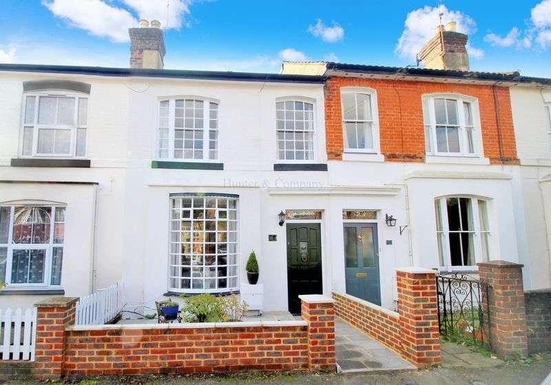 3 Bedrooms Terraced House for sale in Warren Road, Reigate