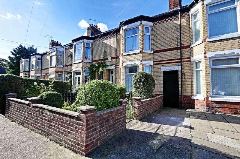 3 Bedrooms Terraced House for sale in Coleridge Street, Hull