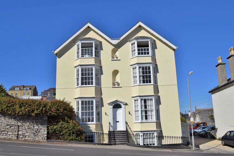 3 Bedrooms Flat for sale in Swanage Sea Views
