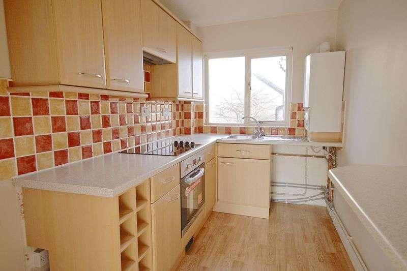 1 Bedroom Flat for sale in Fordington, Dorchester, DT1