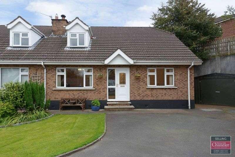4 Bedrooms Semi Detached House for sale in 71 Greenwood Glen, Belfast, BT8 7WE