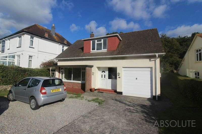 3 Bedrooms Detached House for sale in Shiphay Lane , Torquay