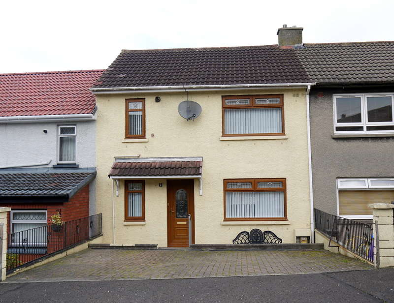 2 Bedrooms Terraced House for sale in Flemings Way, Mauchline, KA5