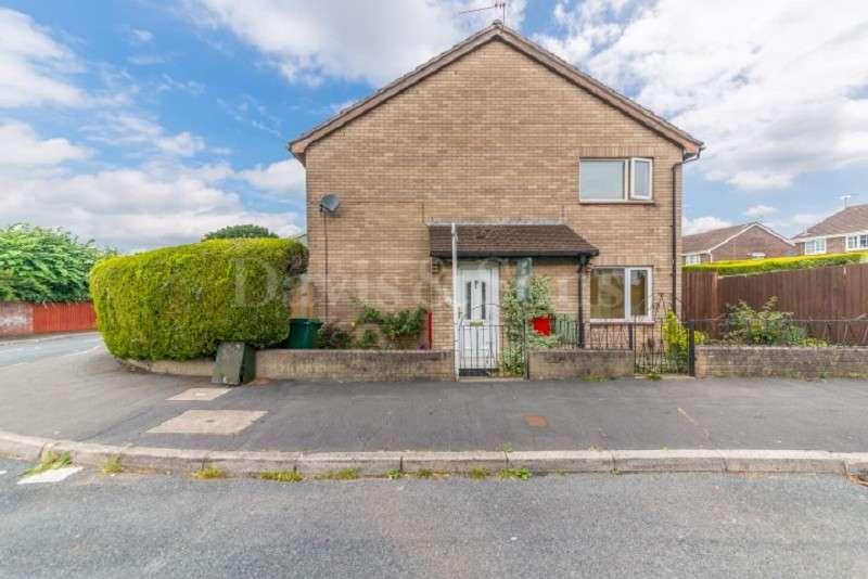 1 Bedroom Semi Detached House for sale in Bardsey Close, St Julians, Newport. NP19 7TE