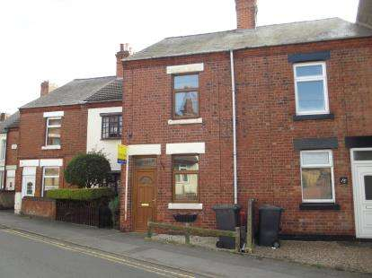 2 Bedrooms Terraced House for sale in Fairfield Road, Hugglescote, Coalville, Leicestershire