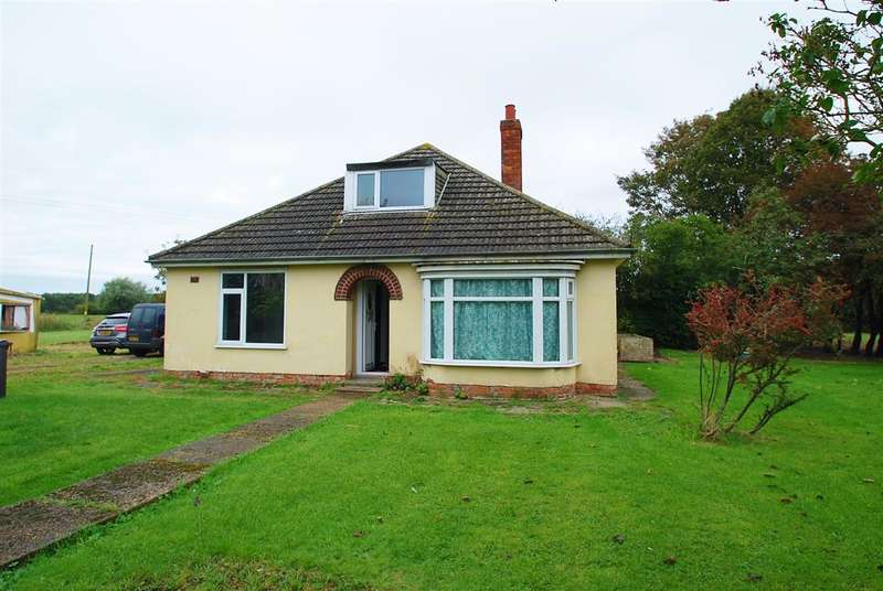 3 Bedrooms Bungalow for sale in Streatley, Common Lane, Burgh Le Marsh, Skegness