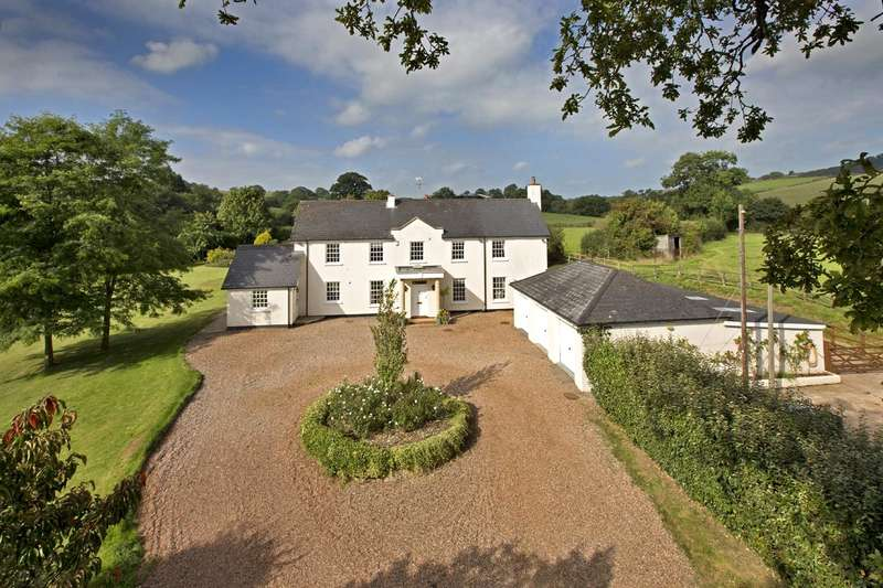 5 Bedrooms Detached House for sale in Cadbury, Bickleigh, Exeter, Devon