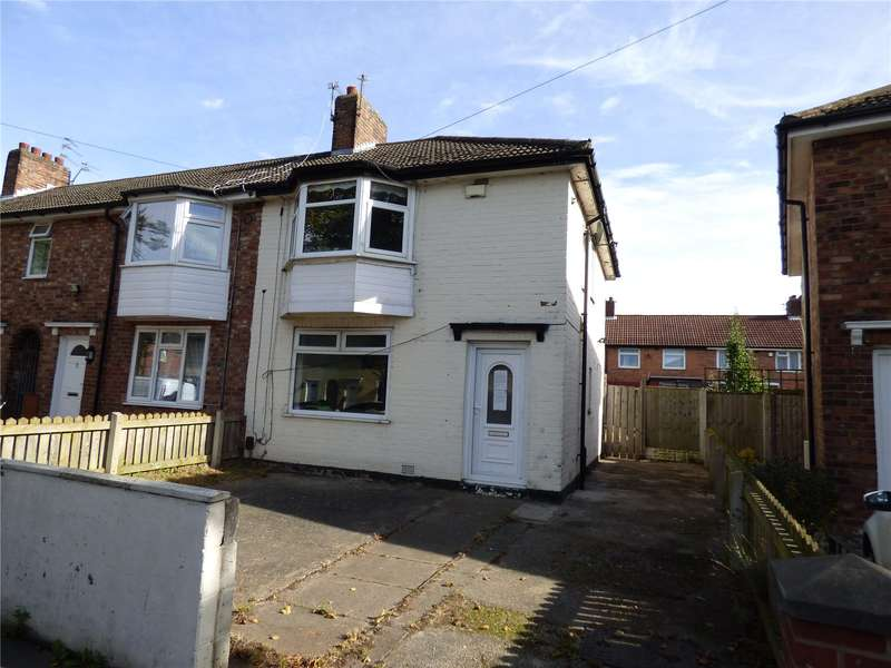3 Bedrooms End Of Terrace House for sale in Beversbrook Road, Liverpool, Merseyside, L11