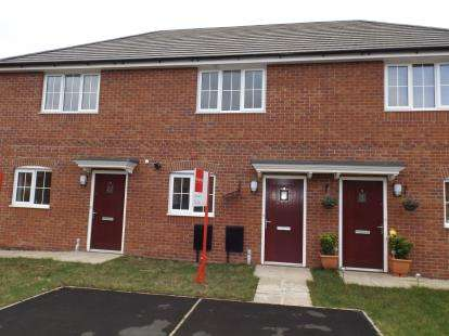 2 Bedrooms Terraced House for sale in Barncoft Road, Crewe, Cheshire