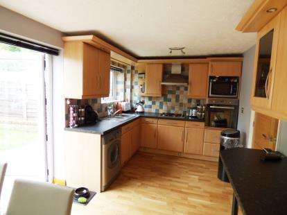 3 Bedrooms Semi Detached House for sale in Two Trees Lane, Denton, Manchester, Greater Manchester