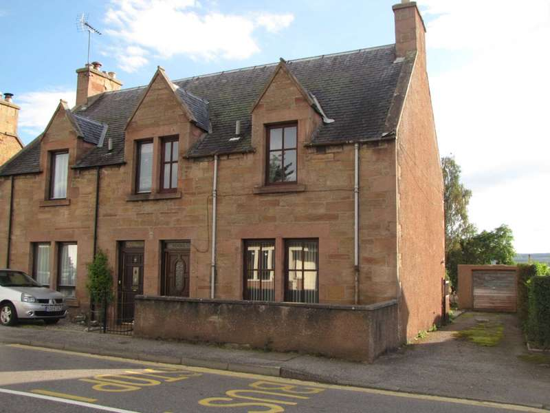 2 Bedrooms Semi Detached House for sale in Proby Street, Maryburgh