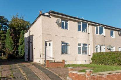 3 Bedrooms Flat for sale in Glencroft Road, Glasgow, Lanarkshire