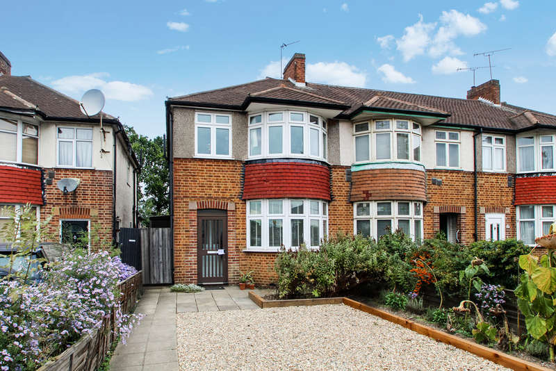 3 Bedrooms End Of Terrace House for sale in Malden Way, New Malden