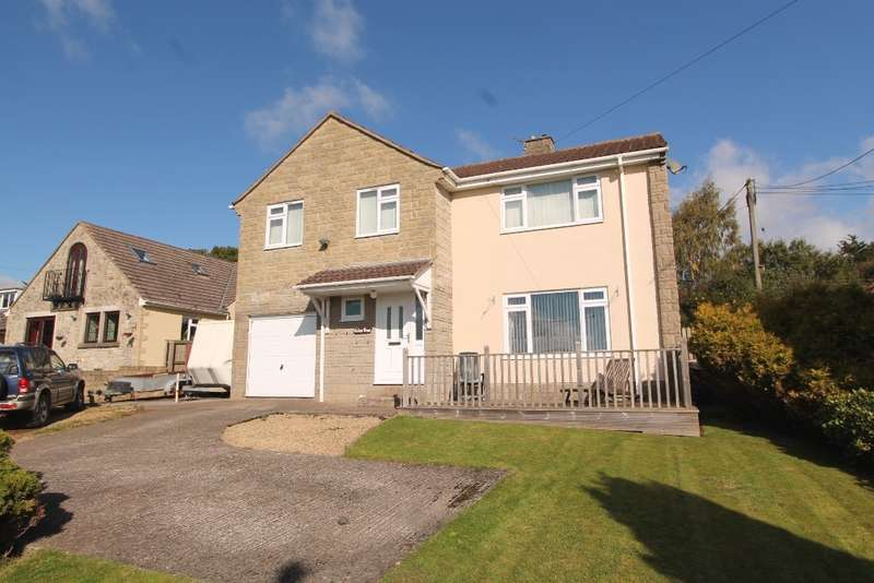 4 Bedrooms Detached House for sale in Greyfield Road, High Littleton, Bristol