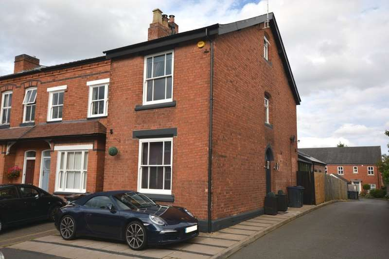 4 Bedrooms End Of Terrace House for sale in York Street, Harborne