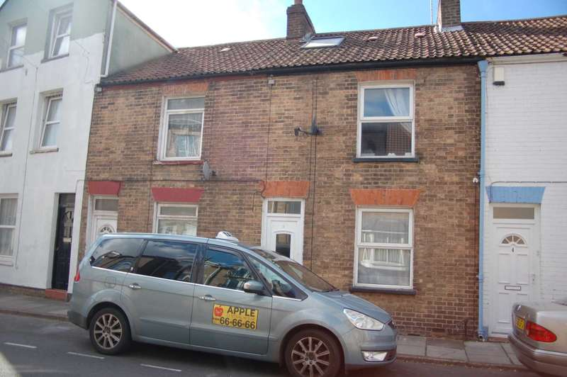 3 Bedrooms Terraced House for sale in Eatbourne Road, Taunton