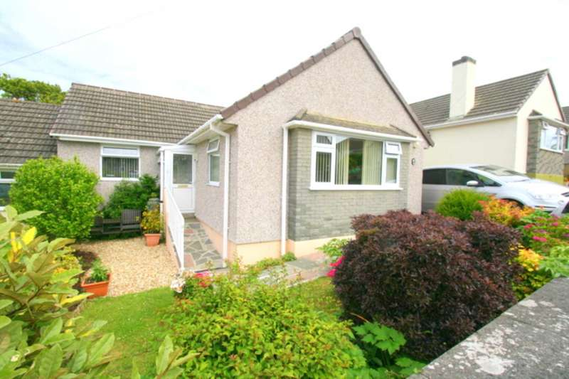 3 Bedrooms Semi Detached Bungalow for sale in Radford View, Plymstock