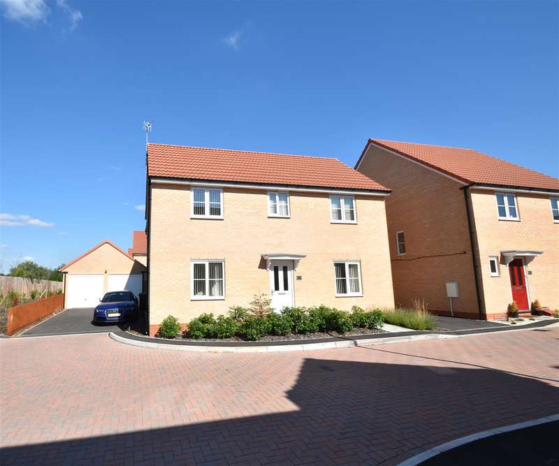 4 Bedrooms Property for sale in Sentinel Close, Worcester