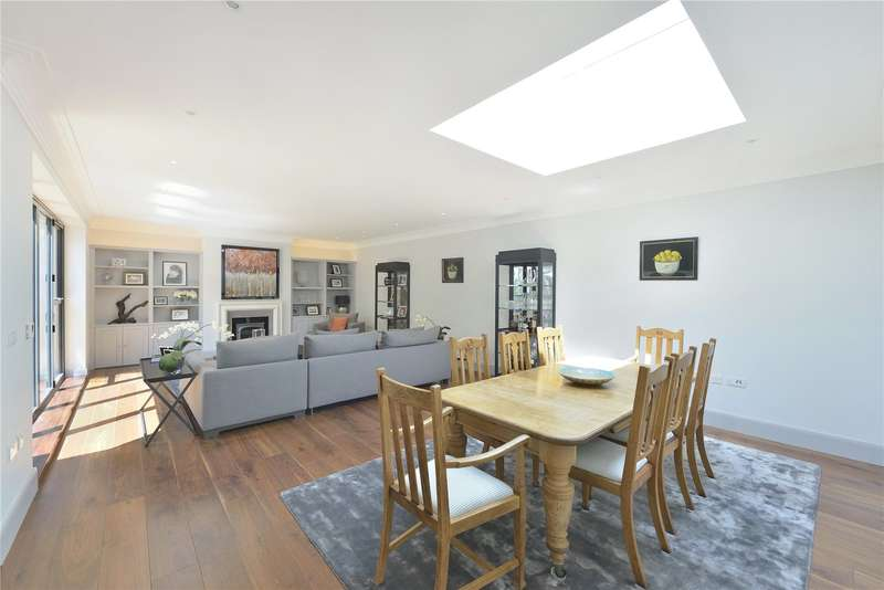 4 Bedrooms Flat for sale in Hungerford Road, London, N7