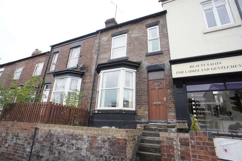 5 Bedrooms Terraced House for sale in Abbeydale Road, Abbeydale, Sheffield S7 1FQ