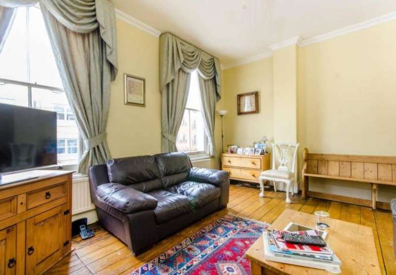 2 Bedrooms Flat for sale in Benwell Road, N7