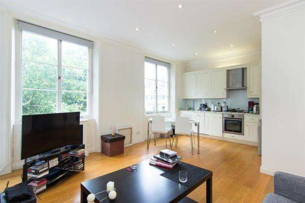2 Bedrooms Flat for sale in Queens Gardens, London, W2