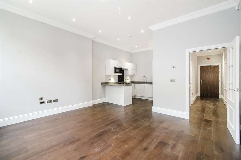 1 Bedroom Flat for sale in St Johns Road, Battersea, London, SW11