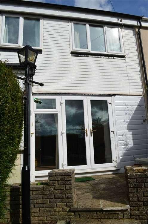 3 Bedrooms Terraced House for sale in Central Drive, Trevethin, Pontypool, Torfaen