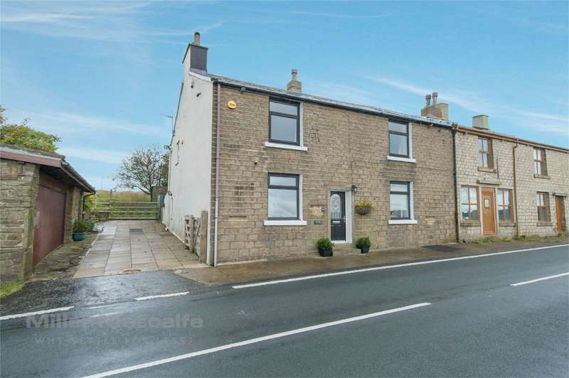 4 Bedrooms End Of Terrace House for sale in Edenfield Road, Edenfield, Turn Village, Lancashire