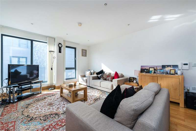 2 Bedrooms Apartment Flat for sale in The Exchange, 6 Scarbrook Road, Croydon