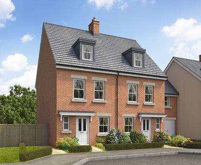 3 Bedrooms House for sale in Penrose Park, Biggleswade, Bedfordshire