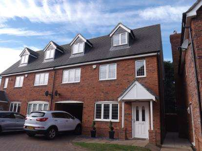 4 Bedrooms Semi Detached House for sale in Squires Park, Shefford, Bedfordshire