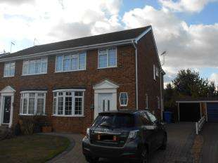 4 Bedrooms Semi Detached House for sale in Auckland Drive, Sittingbourne, Kent