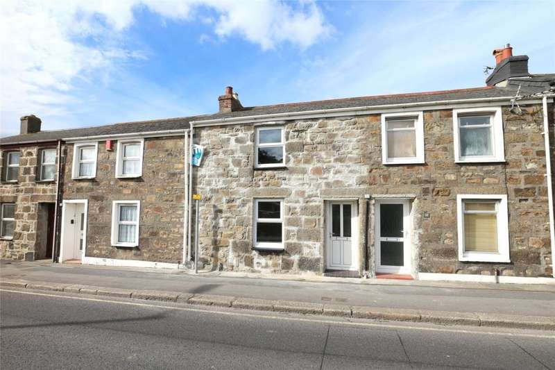 2 Bedrooms Terraced House for sale in Wesley Street, Camborne, Cornwall