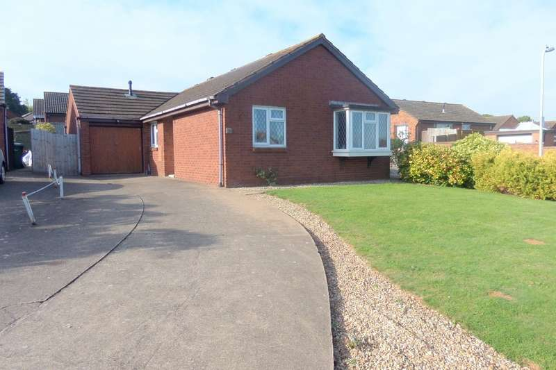 3 Bedrooms Detached Bungalow for sale in Smith Field Road, Alphington
