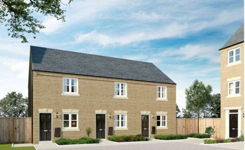 2 Bedrooms Mews House for sale in 'The Budworth' at The Forge, Brades Rise, Oldbury, B69