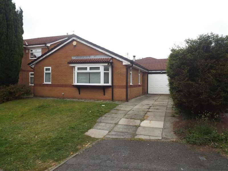 2 Bedrooms Property for sale in Broadstone Close, Prestwich