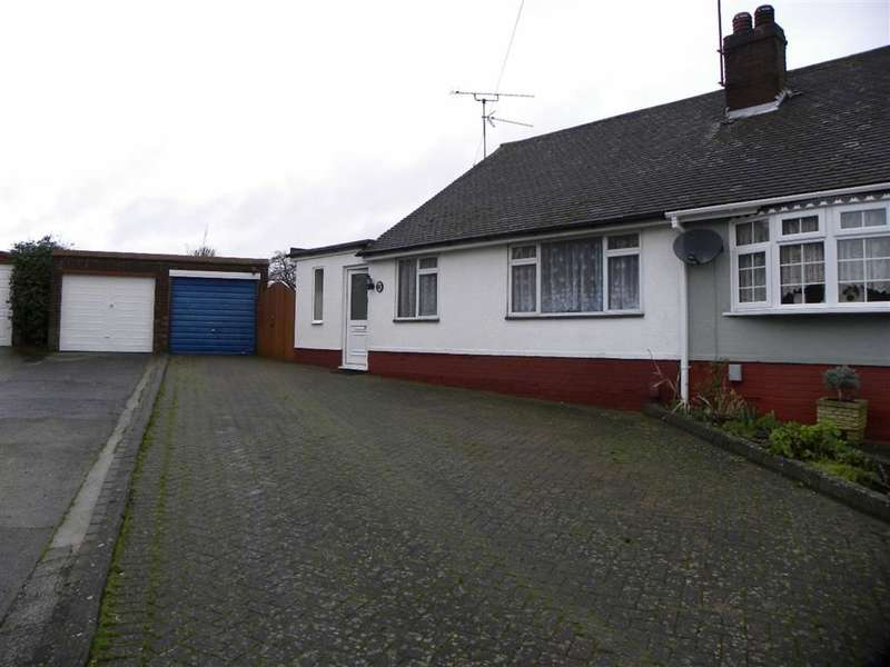 2 Bedrooms Property for sale in Macaulay Road, Luton, Bedfordshire, LU4