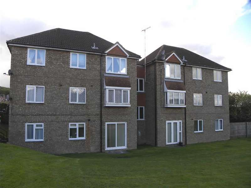 1 Bedroom Flat for sale in Abbey Mews, Dunstable, Bedfordshire, LU6