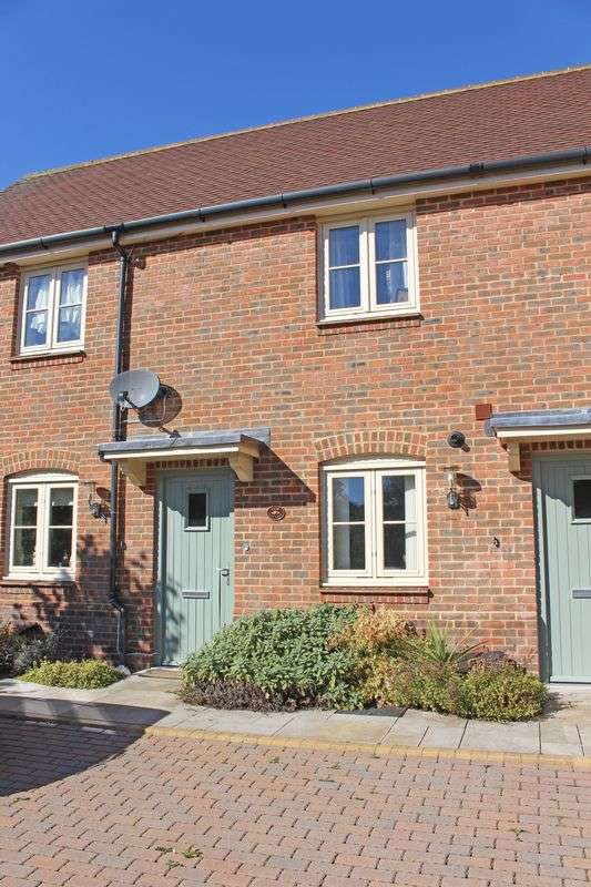 2 Bedrooms Terraced House for sale in Whiteparish