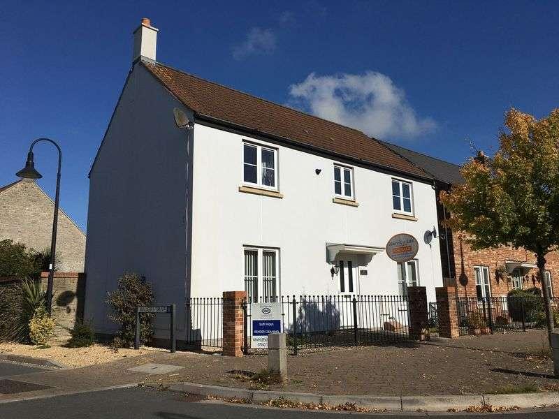 4 Bedrooms Detached House for sale in Longridge Way, Weston-Super-Mare