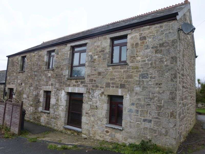 4 Bedrooms Semi Detached House for sale in St. Dennis, St. Austell
